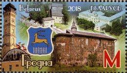 Belarus - 2018 - Towns Of Belarus - Grodno - Mint Stamp - Wit-Rusland