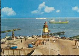 Vlissingen - Reede Van  (gelopen Met Postzegel) [AA24-0.603 - Netherlands