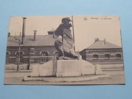 Le Monument ( E. Brison ) 19?? ( Voir / Zie Photo ) ! - Manage