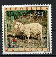 Madagascar YT PA 121 XX / MNH Chèvre Goat Mohair Hauziege Cabra - Madagascar (1960-...)