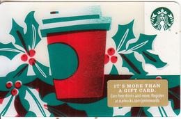 USA - Starbucks Card, CN : 6157, Unused - Cartes Cadeaux