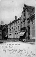 Furnes Veurne  Hotel De La Noble Rose    I 4691 - Veurne