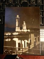 19829)  FOTO DI TORRE FARO NON IDENTIFICATO 10 X 13,5 Cm - Cartoline