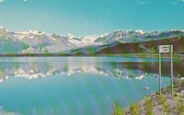 Alaska Gulkana Glacier And Summit Lake On The Richardson Highway - United States