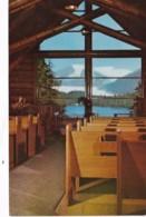 Alaska Auk Lake Chapel By The Lake - United States