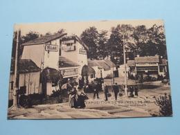 Exposition De Bruxelles - Village SENEGALAIS () 1910 ( Voir / Zie Photo ) ! - Expositions Universelles
