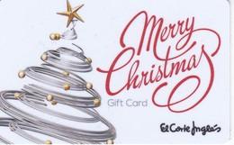TARJETA DE ESPAÑA DE EL CORTE INGLES MERRY CHRISTMAS (GIFTCARD) NAVIDAD - Tarjetas Telefónicas