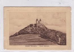 BANSKA STIAVNICA SVATA KALVARIA. PRAHA ZIZKOV. VOYAGEE 1925- BLEUP - Slowakije