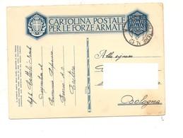 2818) Franchigia Africa Colonie Eritrea 1-10-1935 Posta Militare 12 X Bologna - Franchigia