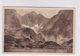 VYSOKE TATRY. NAKLADEM VLASTNIM. YEAR 1923- BLEUP - Slowakije