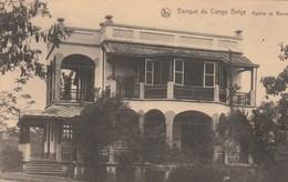 Banque Du Congo Belge.  Agence De Boma---scan-- - Belgian Congo - Other