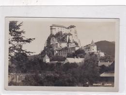 ORAVSKY ZAMOK. CIRCA 1930s SLOVAKIA NON CIRCULEE- BLEUP - Slowakije