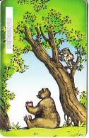 BULGARIA(chip) - Bear, Mobika Telecard 100 Units, Tirage 10000, 03/99, Used - Télécartes