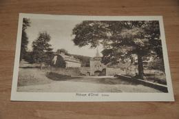 6586- ABBAYE D'ORVAL, ENTRÉE - Belgique