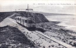 64 - Pyrenées Atlantiques - HENDAYE - La Ligne Du Tram Hendaye - Biarritz - Hendaye