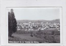 VISTA PARCIAL DE LA CIUDAD DE MINAS. FOTO GOÑI. URUGUAY. VOYAGEE 1952- BLEUP - Uruguay