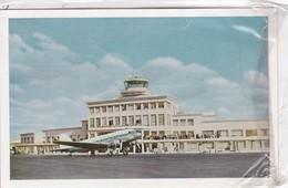 MONTEVIDEO, PALACIO DEL AEROPUERTO DE CARRASCO ED IMPRESORA URUBUAYA SA. URUGUAY. CIRCA 1970s AIRPLANE AIRPORT- BLEUP - Uruguay