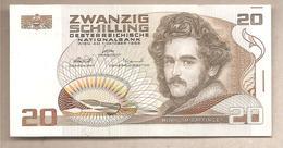 Austria - Banconota Circolata  Da 20 Scellini P-148 - 1986 - Autriche