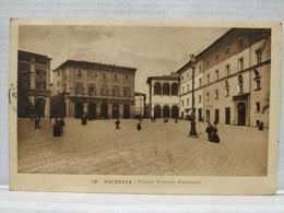 Macerata. Piazza Vittorio Emanuele - Macerata