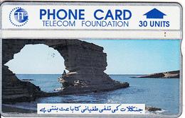 PAKISTAN(L&G) - Sea Caves(30 Units), CN : 410A, Used - Pakistan