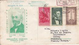 USA  UNITED STATES - Esperanto