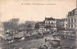 Tarbes (65) - Place Maubourguet - La Promenade - Tarbes