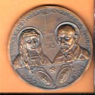 S. LUDOVICA DE MARILLAC  S. VINCENTUS A PAULO 1660 - 1960 - Coins & Banknotes