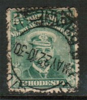 RHODESIA   Scott # 119d F-VF USED (Stamp Scan # 434) - Great Britain (former Colonies & Protectorates)