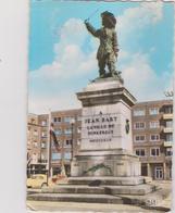 Nord :  DUNKERQUE : Vue   Statue  De  Jean  Bart  1966 - Dunkerque