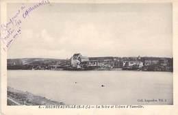 76 - Heurteauville - La Seine Et Les Usines D'Yamville - France