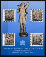 Vatikaan 1998 Blok Nr 18 **, Zeer Mooi Lot K915 - Blocs & Feuillets