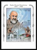 Vatikaan 1999 Blok Nr 19 **, Zeer Mooi Lot K918 - Blocs & Feuillets