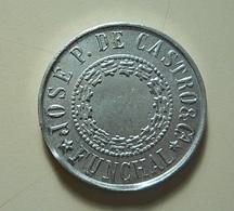 Token * José P. De Castro & Cª * Funchal - Jetons & Médailles