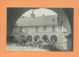 CPA -  Grand Hôtel De La Chartreuse Du Reposoir -  Cou D'entrée - France