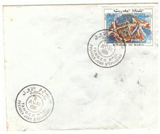 Maroc. 6  FDC. 1960 à 1981 - Maroc (1956-...)