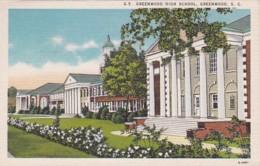 South Carolina Greenwood High School - Greenwood