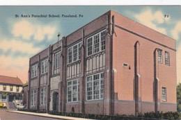 Pennsylvania Freeland St Ann's Parochial School - Other