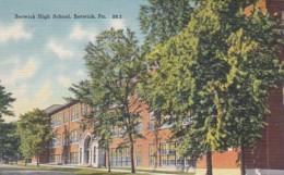 Pennsylvania Berwick High School - Other