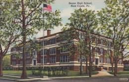 Pennsylvania New Castle Senior High School Curteich - Other