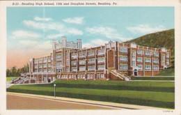 Pennsylvania Reading High School Curteich - Other