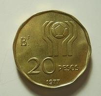 Argentina 20 Pesos 1977 - Argentine