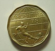 Argentina 50 Pesos 1977 - Argentine