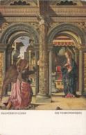 Francesco Cossa - Annunciazione - R. Pinacoteca Dresda - Quadri, Vetrate E Statue