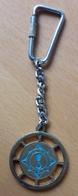 Port Luka RIJEKA  Key Ring Key Chain Croatia - Porte-clefs