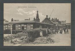 Oude Briefkaart.  Baerle - Nassau  Alphenschweg - Baarle-Hertog
