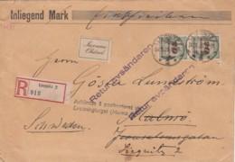 Deutsches Reich INFLA R Brief 1920-23 - Allemagne