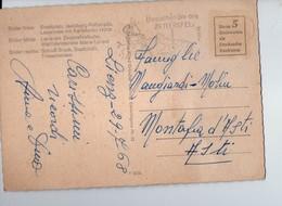 U4147 Nice Timbre (flamme) BESUCHEN SIE ZETTERSFELL On Postcard LIENZ + Seilbah, Telepherique Funivia _ - Lienz