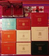 COLLECTION LOT EURO BU BE MONACO VATICAN SERIE ET 2 € 2013 A 2018 GRANDE VALEUR LIRE DESCRIPTION COMPLETE - Monaco