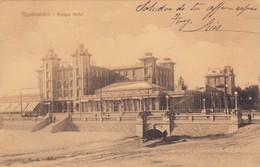MONTEVIDEO. PARQUE HOTEL. URUGUAY. CIRCULEE 1912 A BUENOS AIRES. C MAVEROFF &CIA- BLEUP - Uruguay