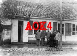 WINDAU VENTSPILS Ostfront 1917 Friedensgericht Lettland Latvija Feldpost Kurland - Latvia